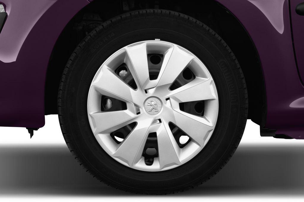 Peugeot 107 Envy Kleinwagen (2005 - 2014) 3 Türen Reifen und Felge