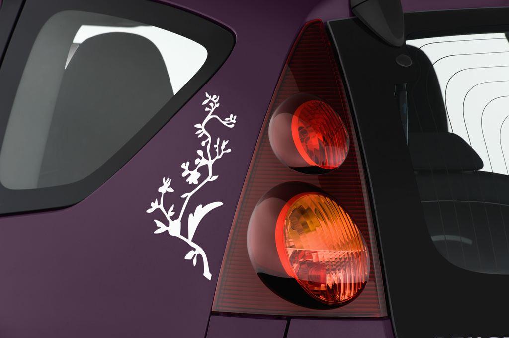 Peugeot 107 Envy Kleinwagen (2005 - 2014) 3 Türen Rücklicht