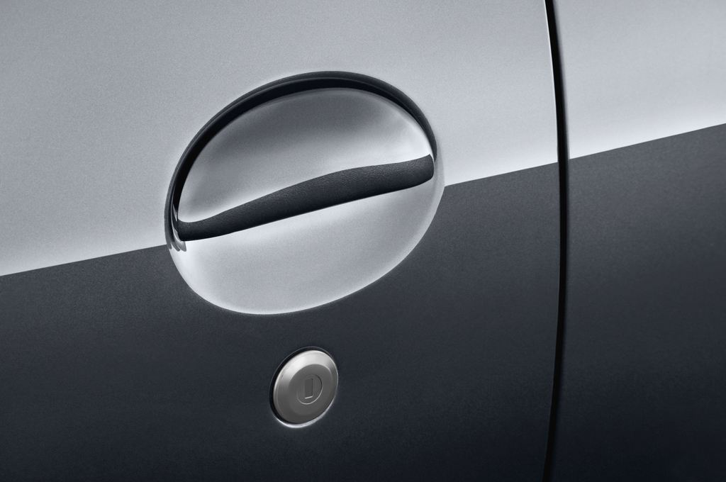 Peugeot 107 Filou Kleinwagen (2005 - 2014) 3 Türen Türgriff
