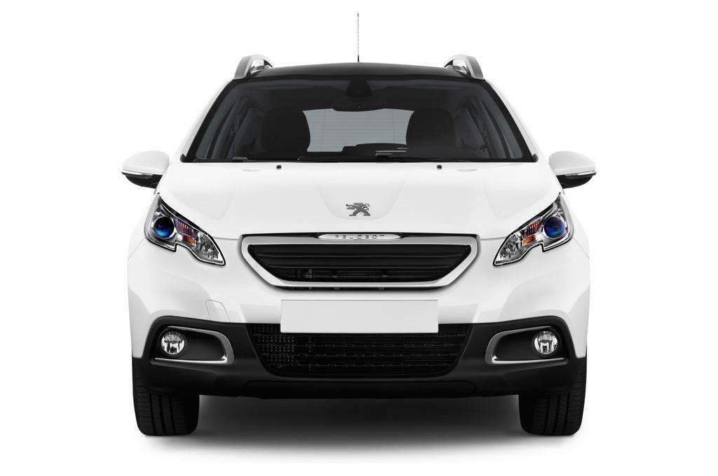 Peugeot 2008 Active SUV (2013 - heute) 5 Türen Frontansicht