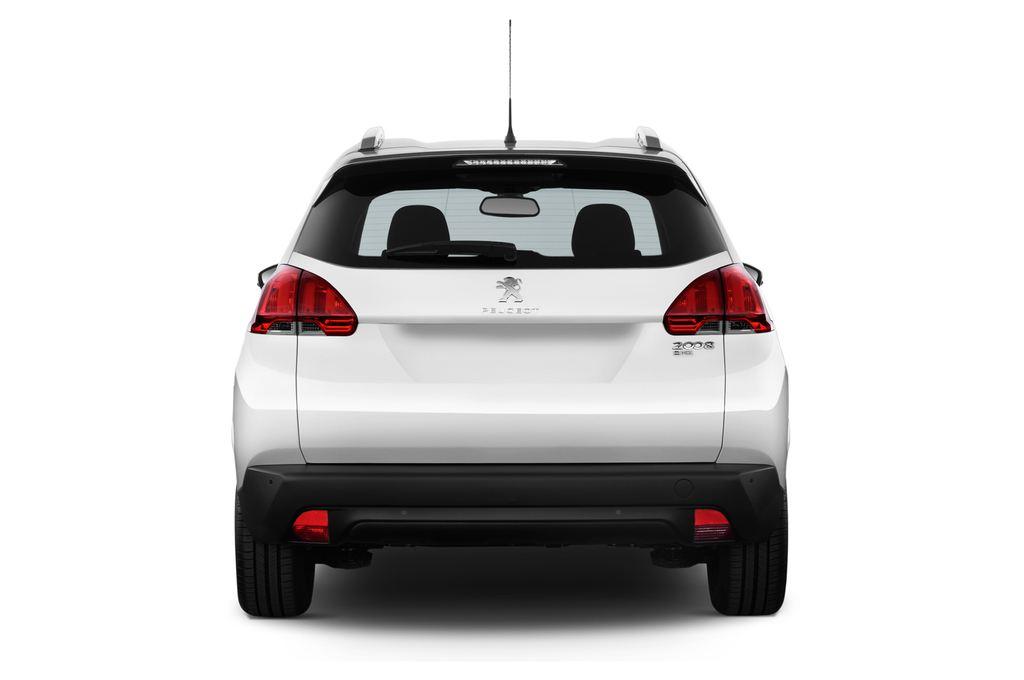 Peugeot 2008 Active SUV (2013 - heute) 5 Türen Heckansicht