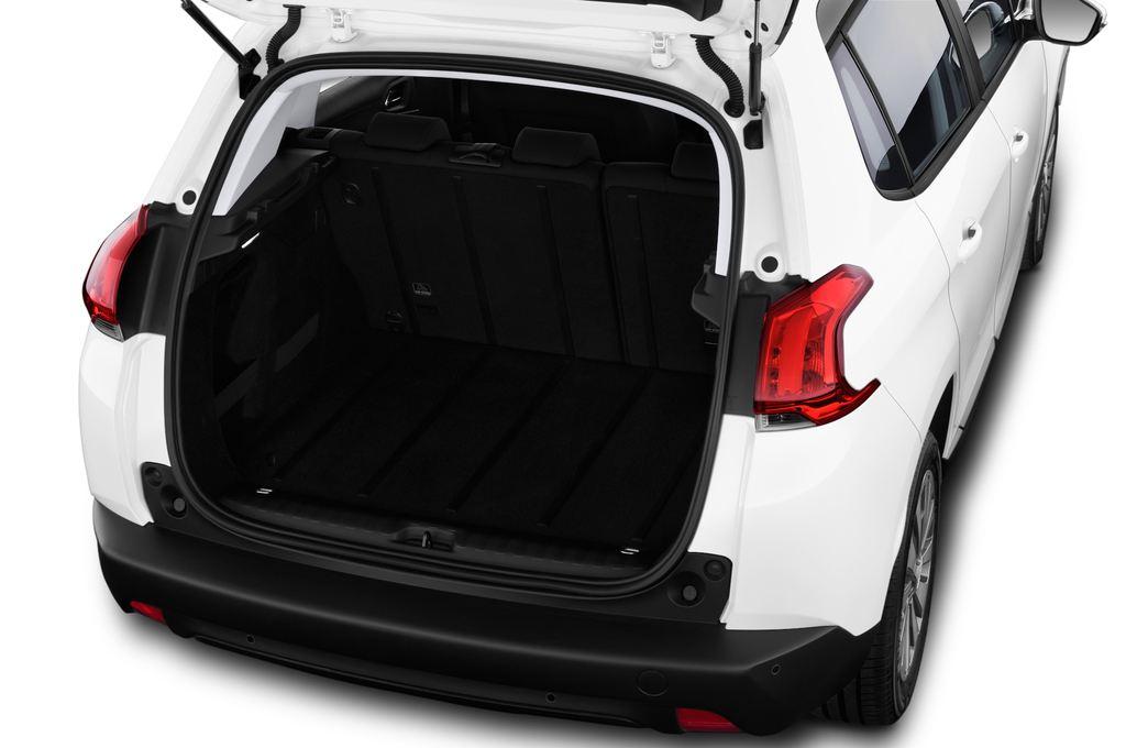 Peugeot 2008 Active SUV (2013 - heute) 5 Türen Kofferraum