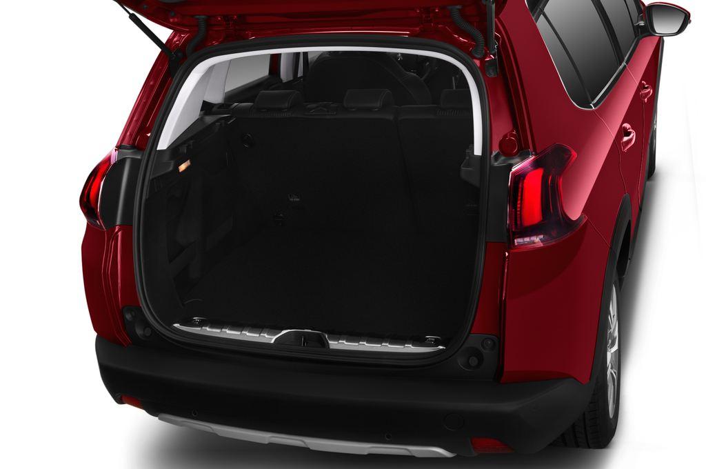 Peugeot 2008 Allure SUV (2013 - heute) 5 Türen Kofferraum