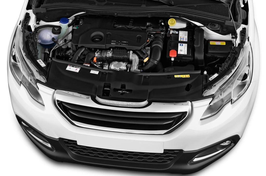 Peugeot 2008 Active SUV (2013 - heute) 5 Türen Motor