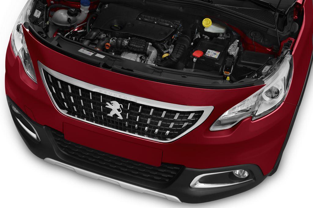 Peugeot 2008 Allure SUV (2013 - heute) 5 Türen Motor
