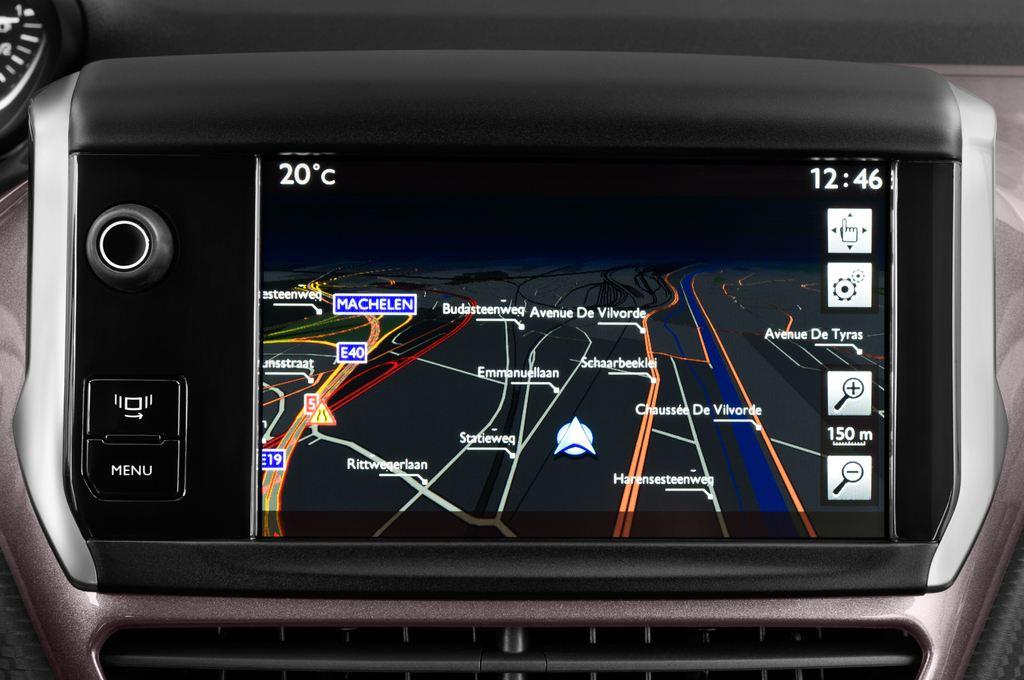 Peugeot 2008 Active SUV (2013 - heute) 5 Türen Radio und Infotainmentsystem