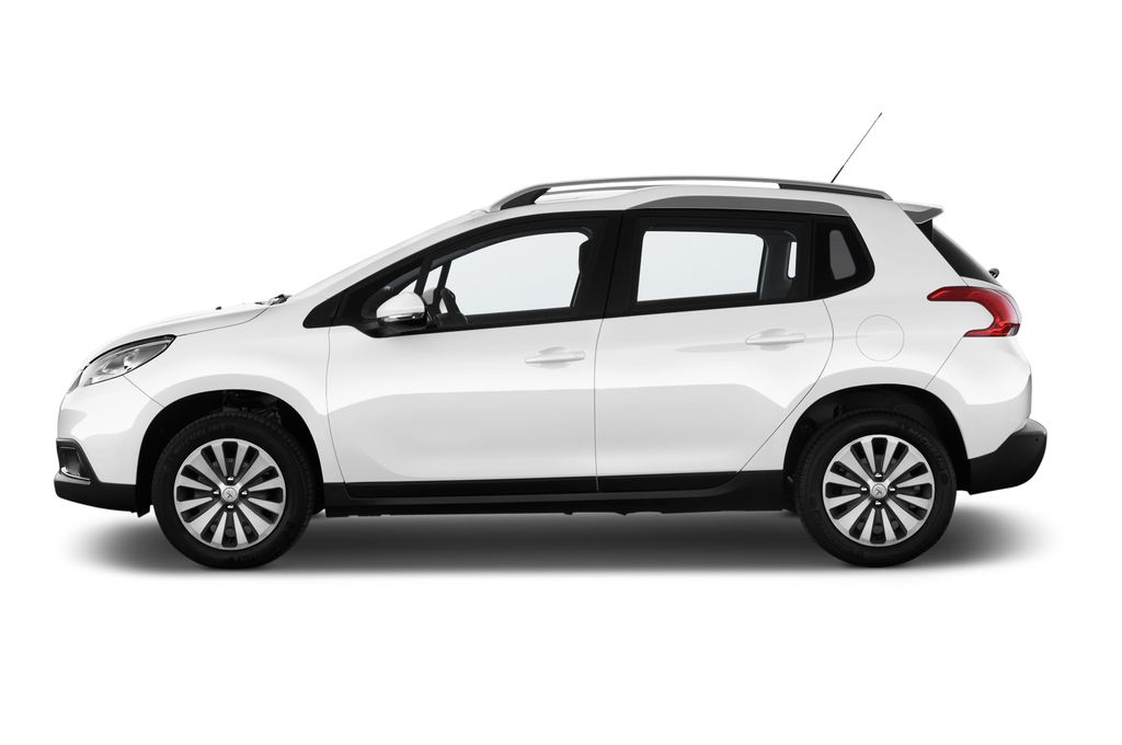 Peugeot 2008 Active SUV (2013 - heute) 5 Türen Seitenansicht