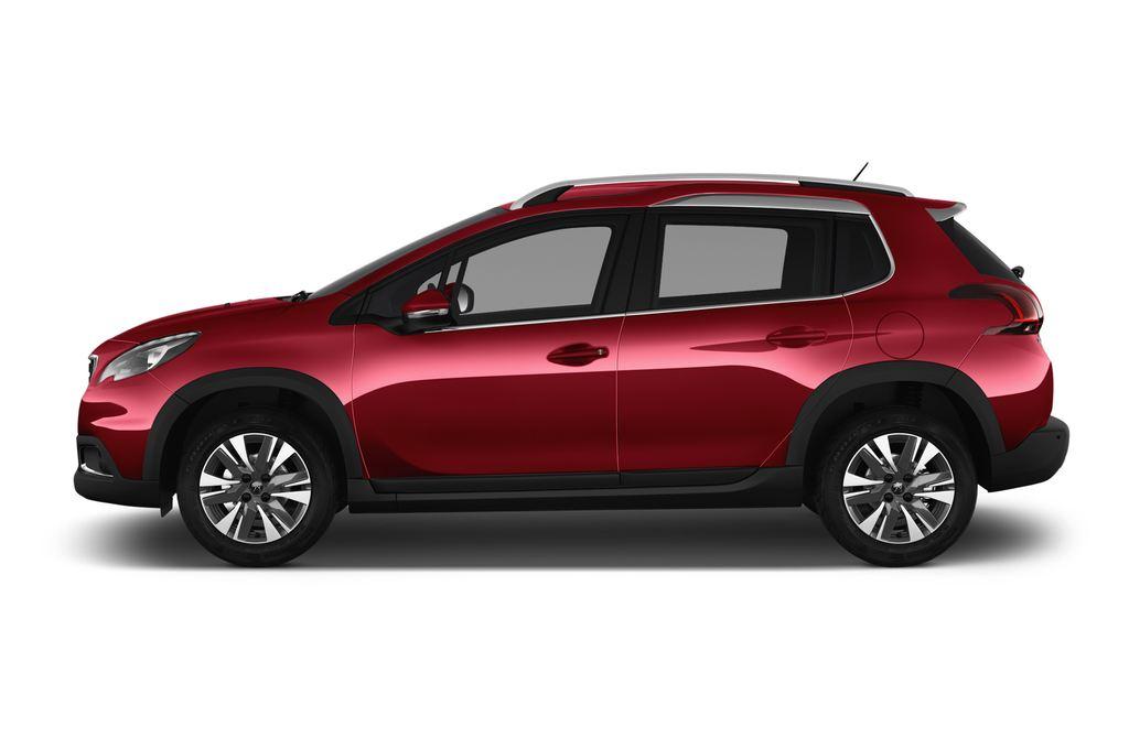 Peugeot 2008 Allure SUV (2013 - heute) 5 Türen Seitenansicht