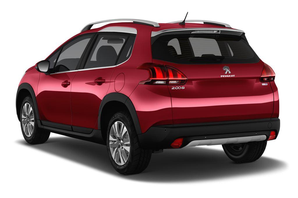 Peugeot 2008 Allure SUV (2013 - heute) 5 Türen seitlich hinten