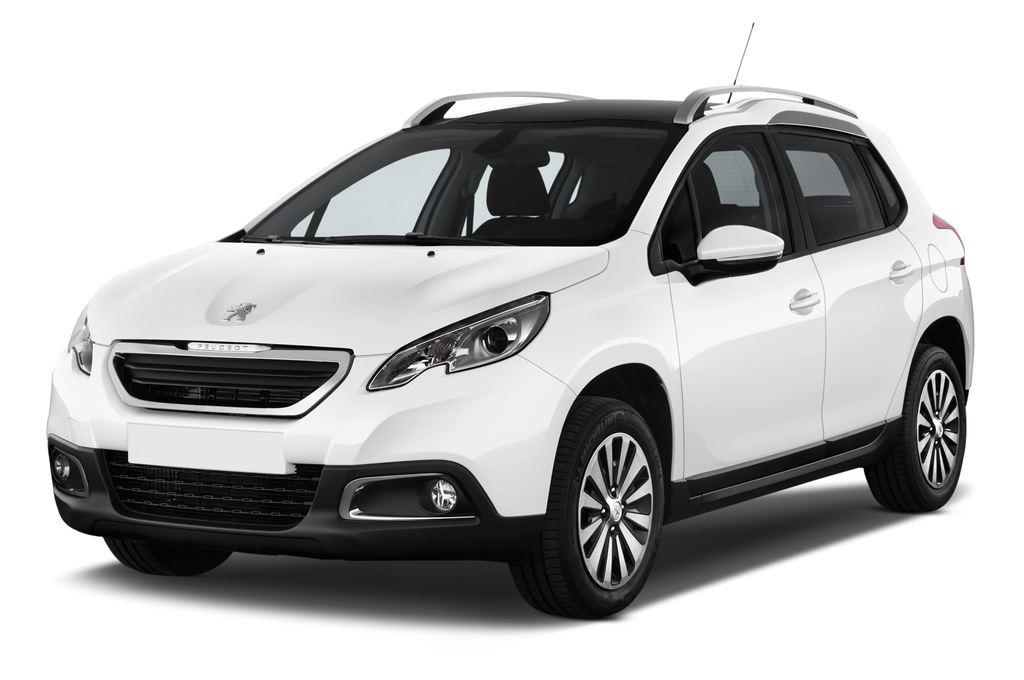 Peugeot 2008 Active SUV (2013 - heute) 5 Türen seitlich vorne