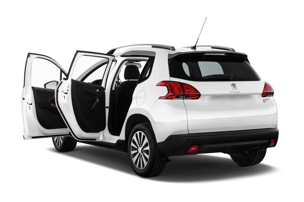Peugeot 2008 Active SUV (2013 - heute) 5 Türen Tür geöffnet
