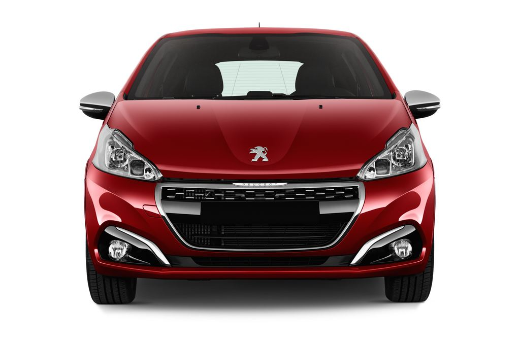 Peugeot 208 GTI Kleinwagen (2012 - heute) 3 Türen Frontansicht