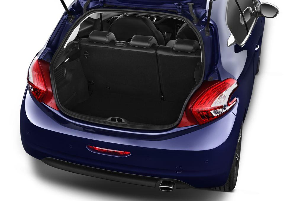 Peugeot 208 Allure Kleinwagen (2012 - heute) 3 Türen Kofferraum
