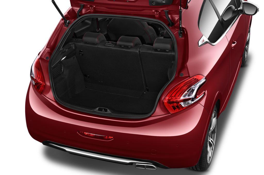 Peugeot 208 GTI Kleinwagen (2012 - heute) 3 Türen Kofferraum