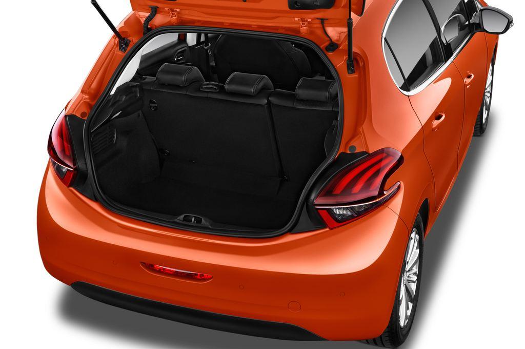 Peugeot 208 Allure Kleinwagen (2012 - heute) 5 Türen Kofferraum
