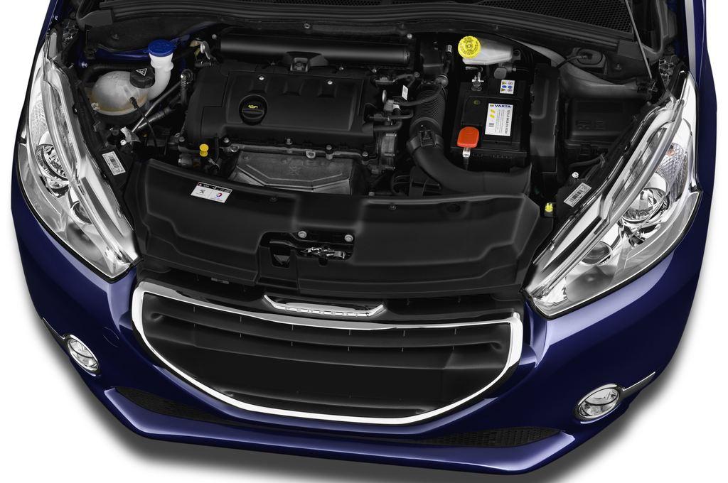Peugeot 208 Allure Kleinwagen (2012 - heute) 3 Türen Motor