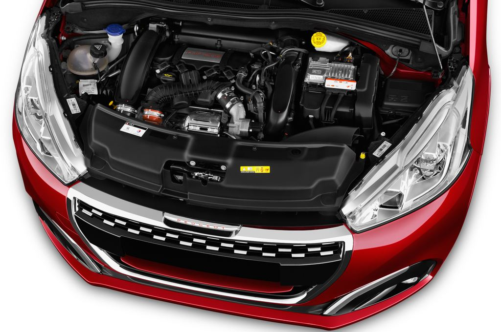 Peugeot 208 GTI Kleinwagen (2012 - heute) 3 Türen Motor