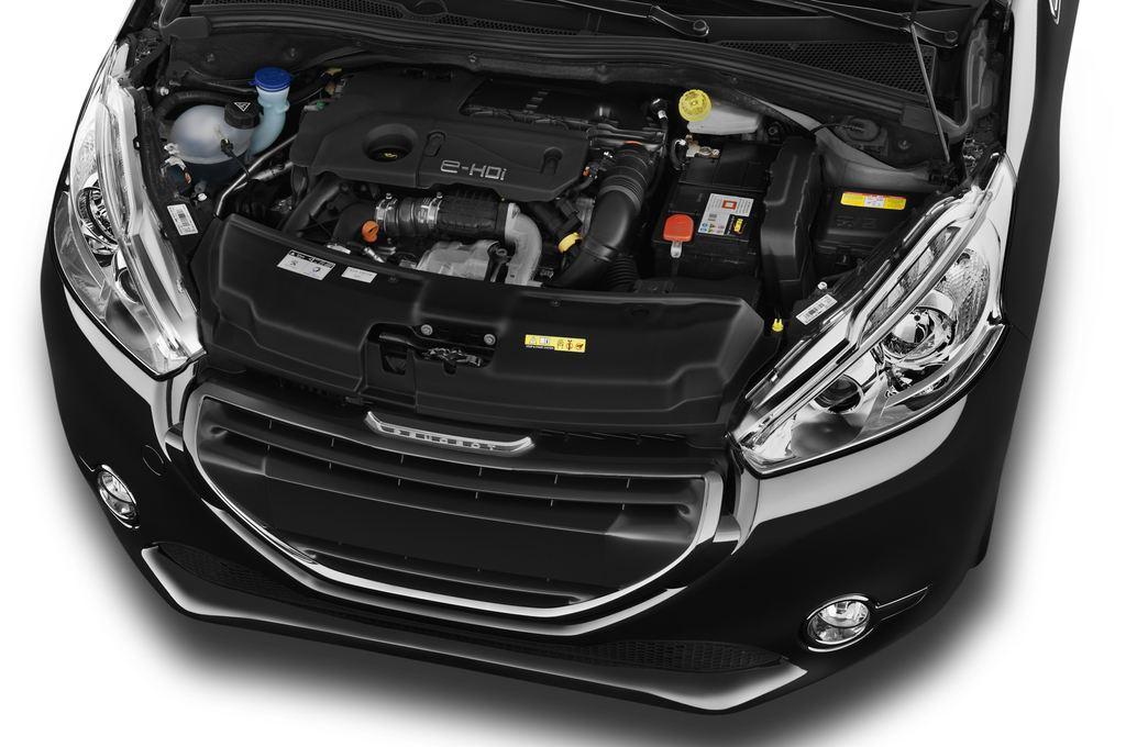 Peugeot 208 Allure Kleinwagen (2012 - heute) 5 Türen Motor