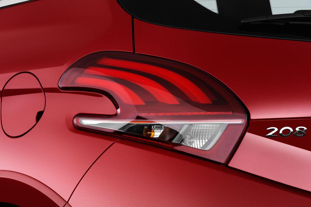 Peugeot 208 GTI Kleinwagen (2012 - heute) 3 Türen Rücklicht