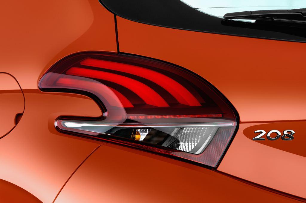 Peugeot 208 Allure Kleinwagen (2012 - heute) 5 Türen Rücklicht