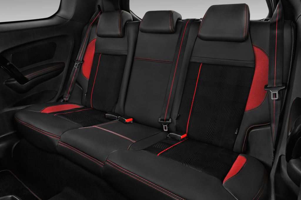 Peugeot 208 GTI Kleinwagen (2012 - heute) 3 Türen Rücksitze