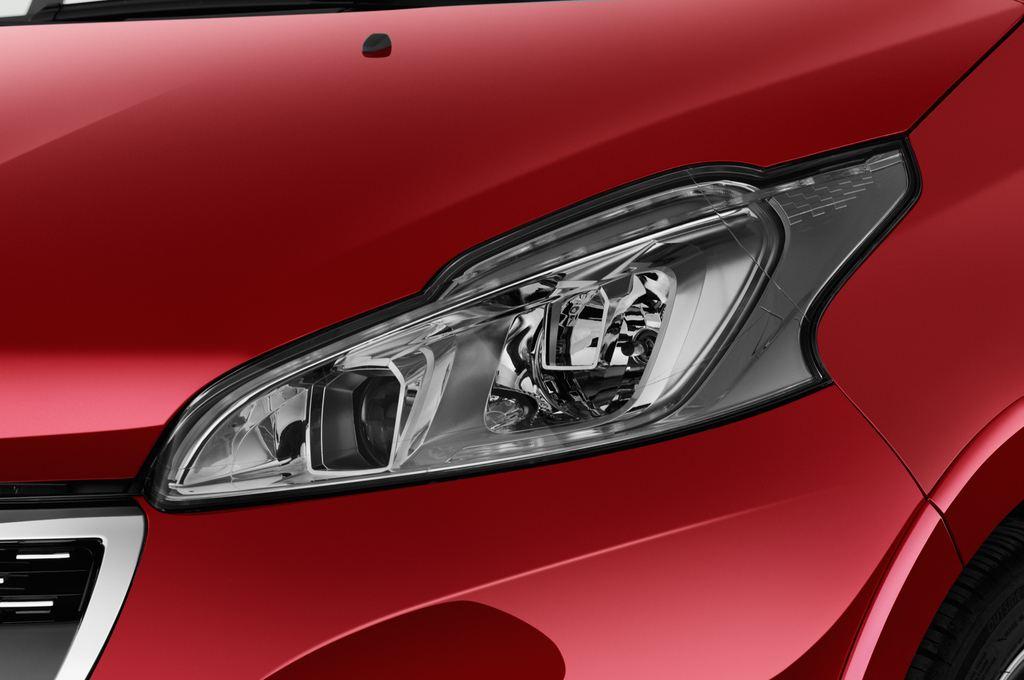 Peugeot 208 GTI Kleinwagen (2012 - heute) 3 Türen Scheinwerfer