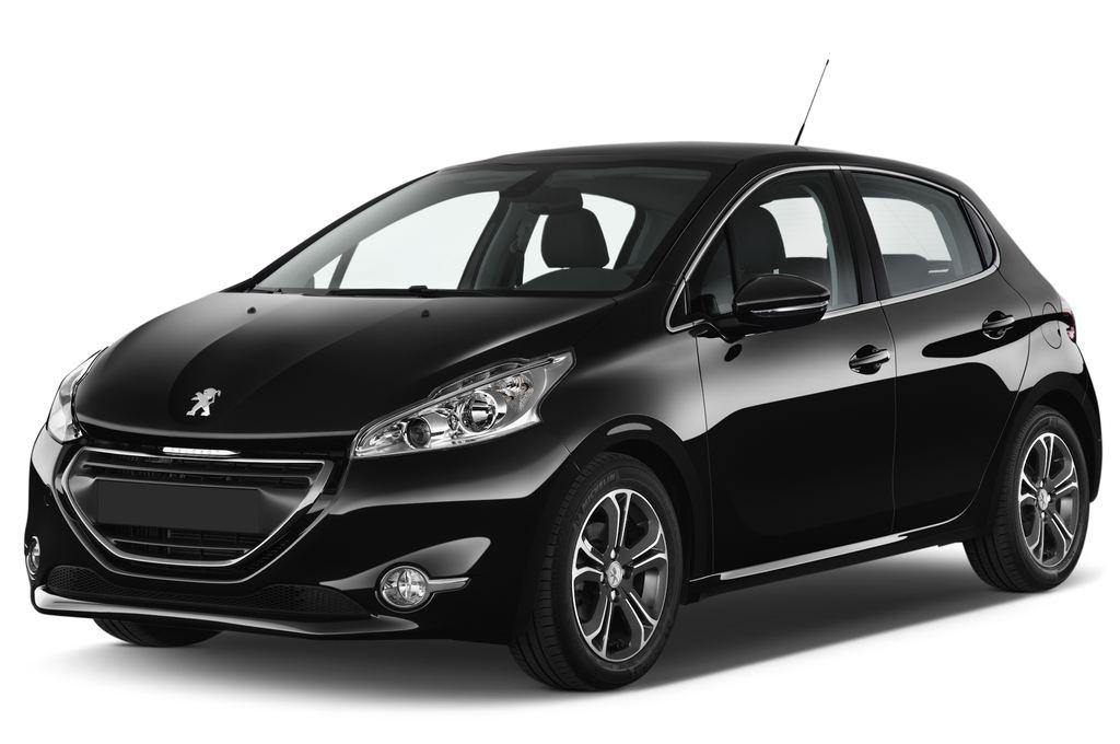 Peugeot 208 Allure Kleinwagen (2012 - heute) 5 Türen seitlich vorne
