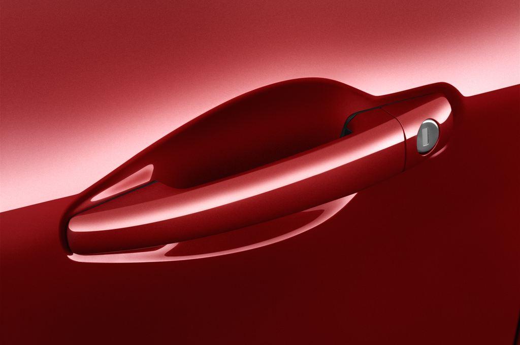 Peugeot 208 GTI Kleinwagen (2012 - heute) 3 Türen Türgriff