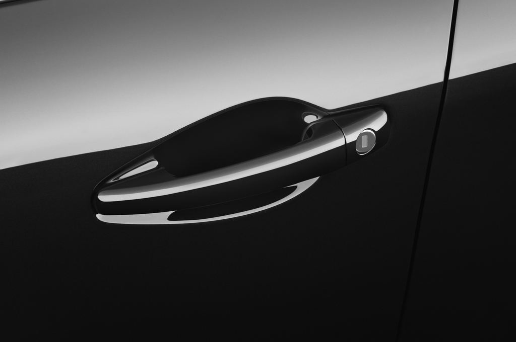 Peugeot 208 Allure Kleinwagen (2012 - heute) 5 Türen Türgriff