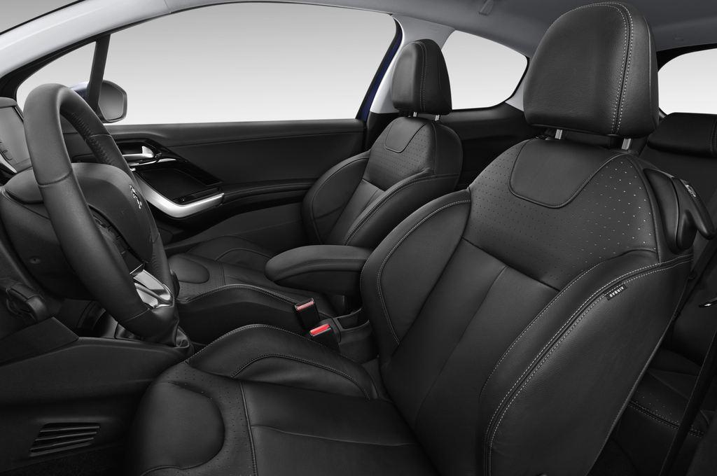 Peugeot 208 Allure Kleinwagen (2012 - heute) 3 Türen Vordersitze