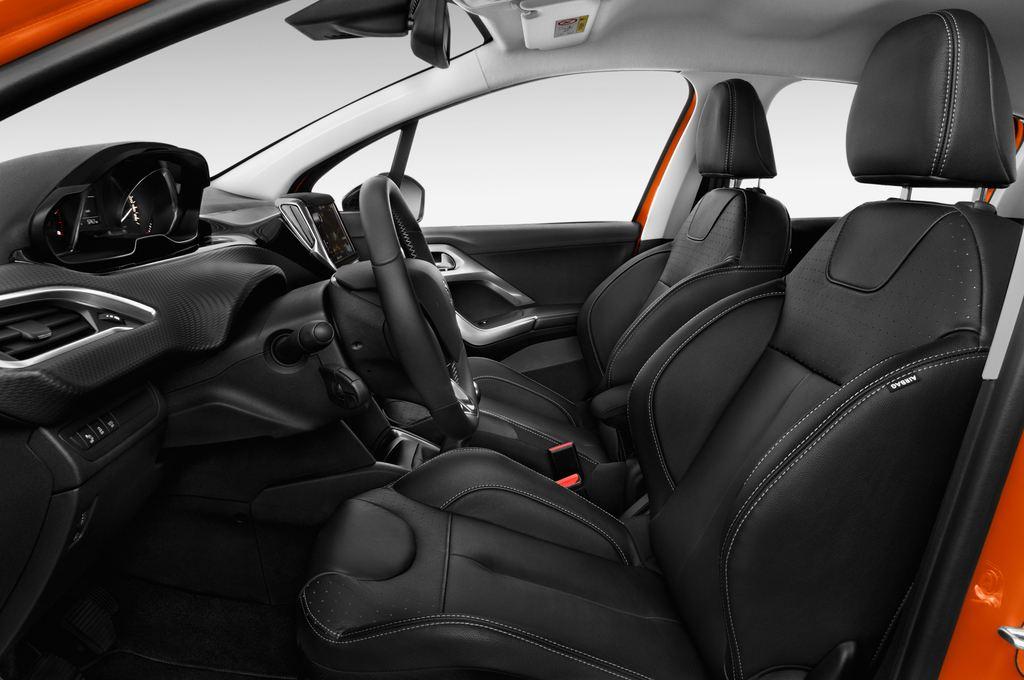 Peugeot 208 Allure Kleinwagen (2012 - heute) 5 Türen Vordersitze
