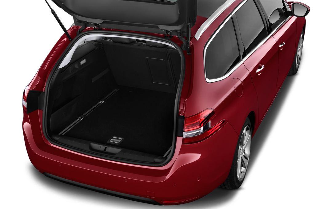 Peugeot 308 Allure Kombi (2014 - heute) 5 Türen Kofferraum