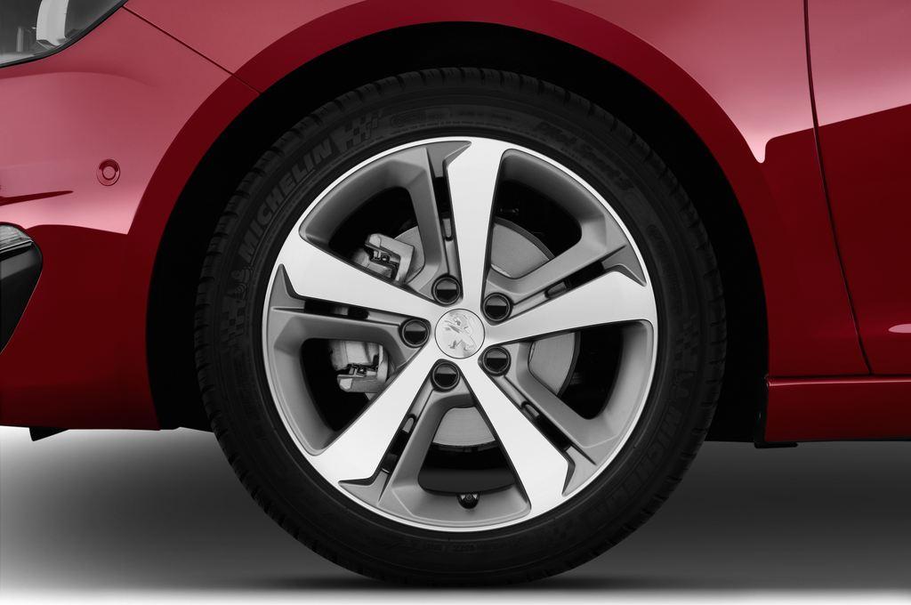Peugeot 308 Allure Kombi (2014 - heute) 5 Türen Reifen und Felge