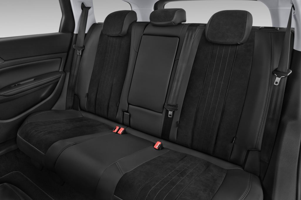 Peugeot 308 Allure Kombi (2014 - heute) 5 Türen Rücksitze