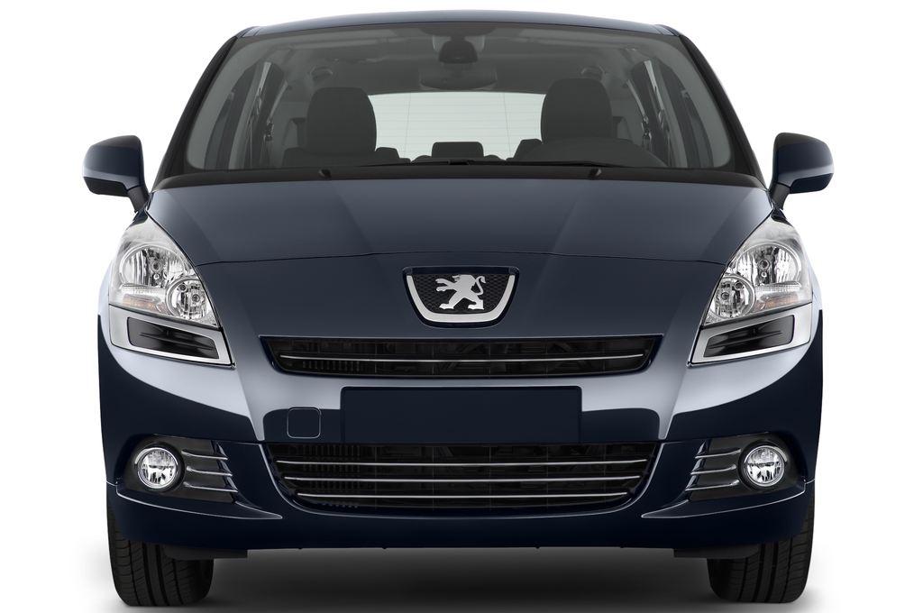 Peugeot 5008 Premium Van (2009 - 2017) 5 Türen Frontansicht