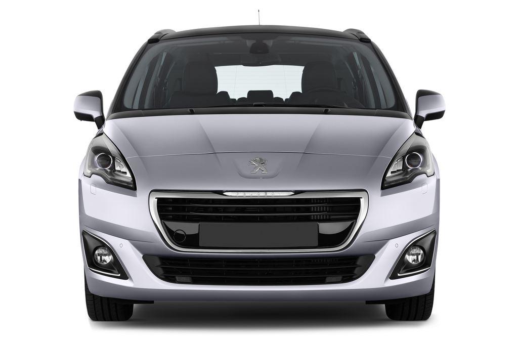 Peugeot 5008 Allure Van (2009 - 2017) 5 Türen Frontansicht
