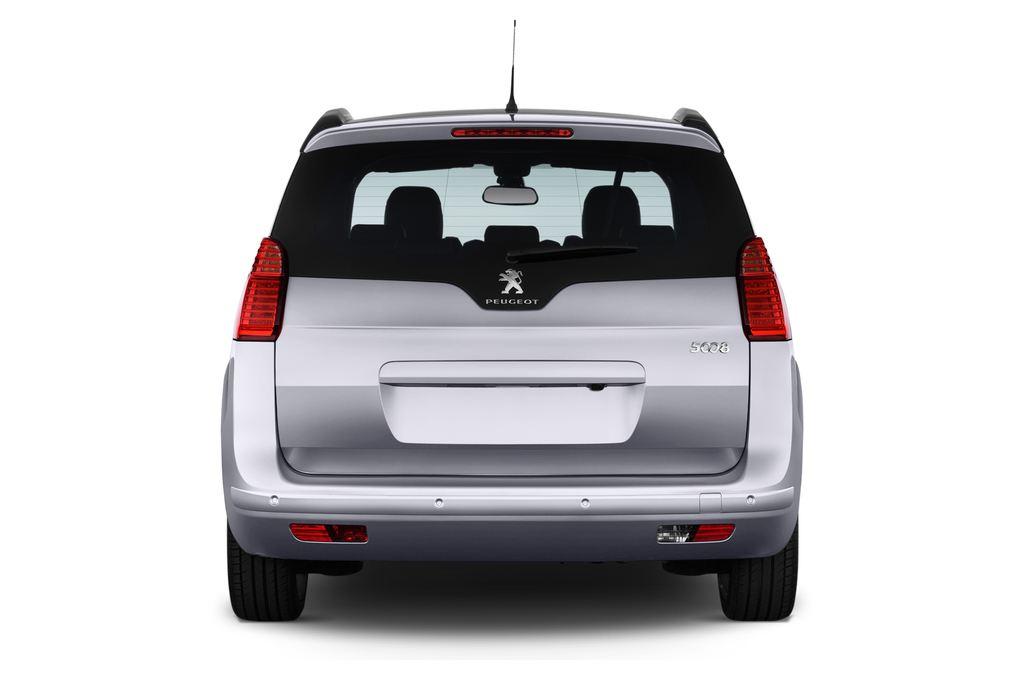 Peugeot 5008 Allure Van (2009 - 2017) 5 Türen Heckansicht