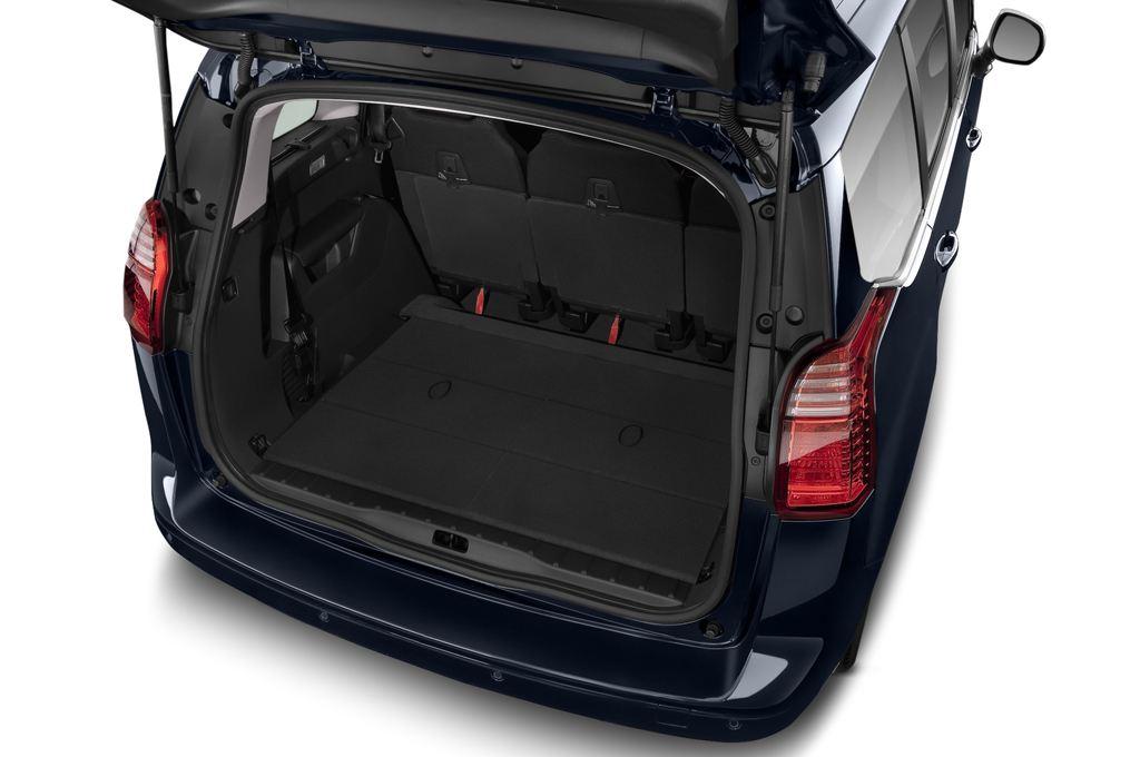 Peugeot 5008 Premium Van (2009 - 2017) 5 Türen Kofferraum