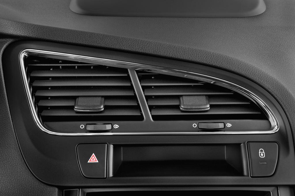 Peugeot 5008 Premium Van (2009 - 2017) 5 Türen Lüftung