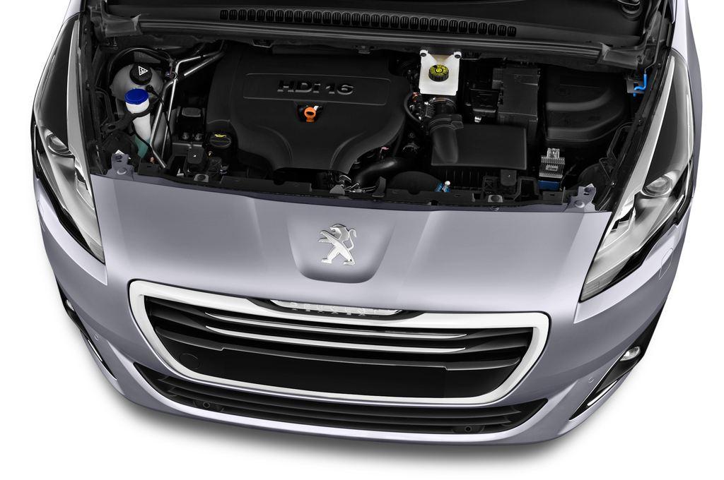 Peugeot 5008 Allure Van (2009 - 2017) 5 Türen Motor