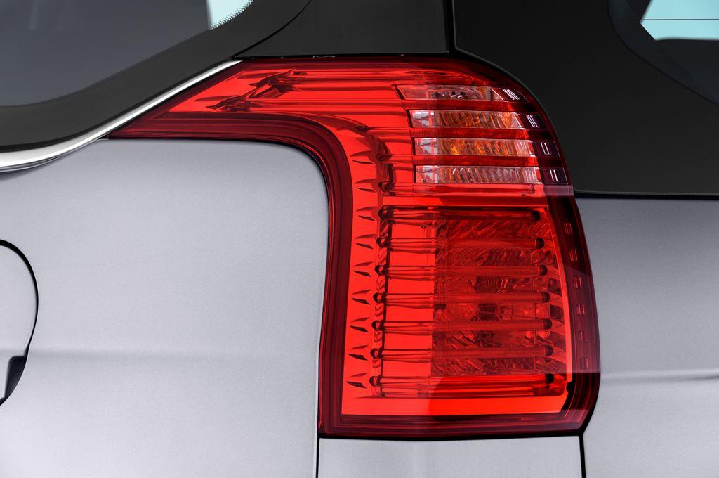 Peugeot 5008 Allure Van (2009 - 2017) 5 Türen Rücklicht