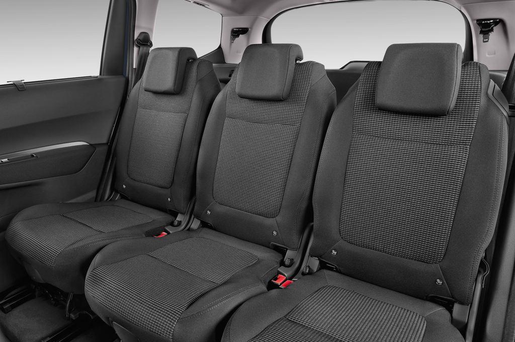 Peugeot 5008 Premium Van (2009 - 2017) 5 Türen Rücksitze