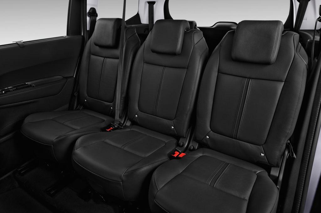 Peugeot 5008 Allure Van (2009 - 2017) 5 Türen Rücksitze