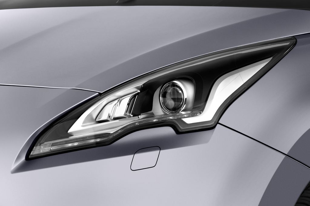 Peugeot 5008 Allure Van (2009 - 2017) 5 Türen Scheinwerfer