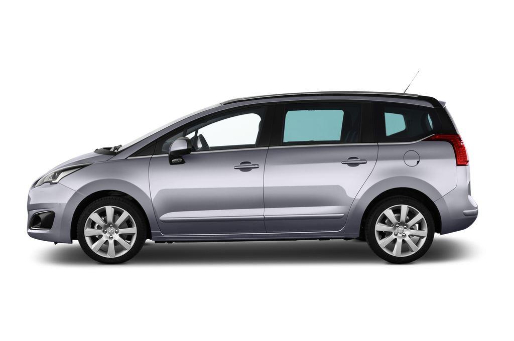 Peugeot 5008 Allure Van (2009 - 2017) 5 Türen Seitenansicht
