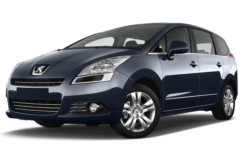 Peugeot 5008 Premium Van (2009 - 2017) 5 Türen seitlich vorne mit Felge