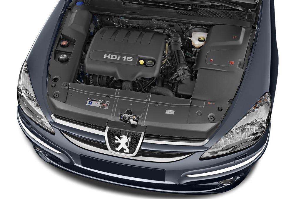 Peugeot 607 Platinum Limousine (2000 - 2010) 4 Türen Motor
