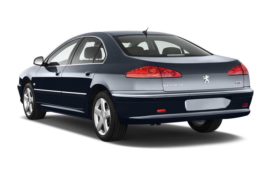 Peugeot 607 Platinum Limousine (2000 - 2010) 4 Türen seitlich hinten