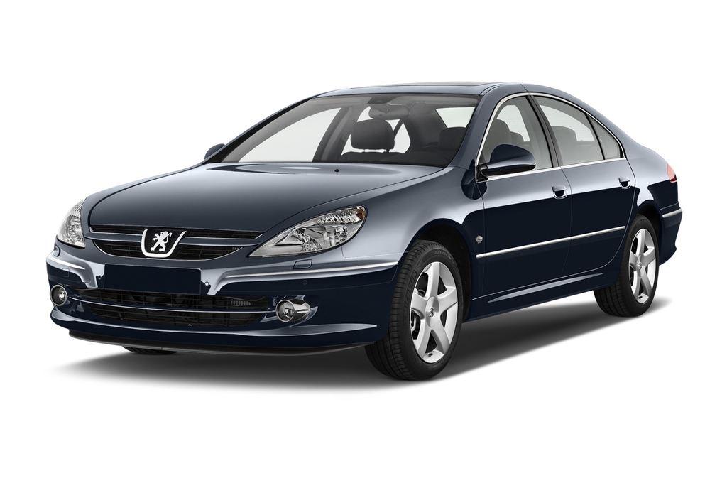 Peugeot 607 Platinum Limousine (2000 - 2010) 4 Türen seitlich vorne