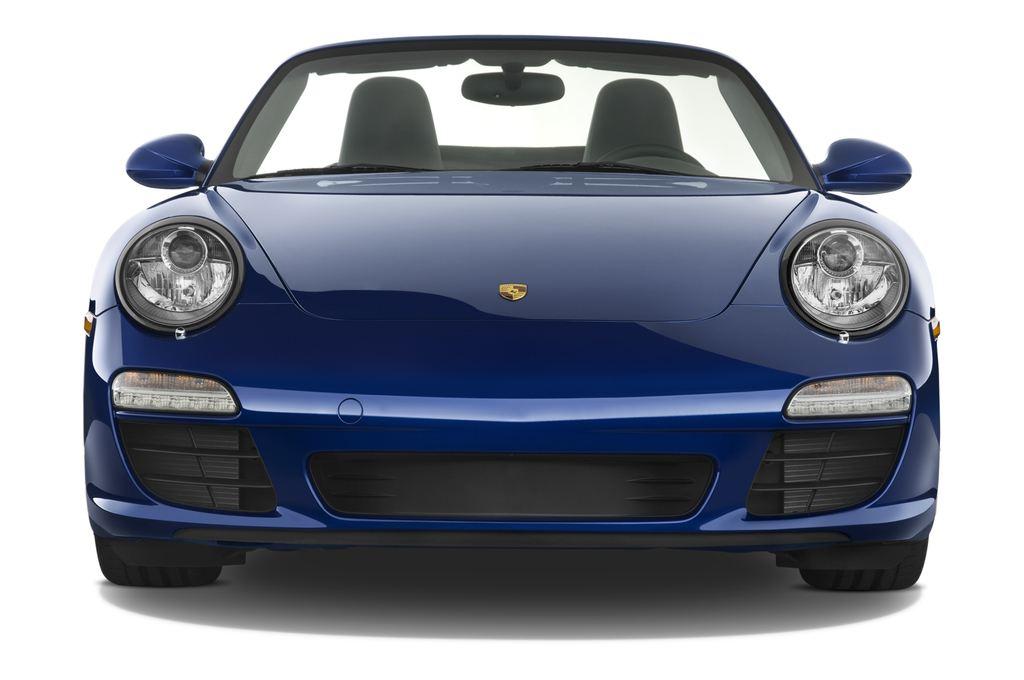 Porsche 911 Carrera S Cabrio (2004 - 2011) 2 Türen Frontansicht